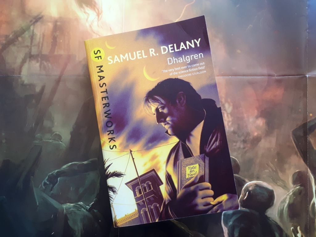 """Dhalgren"" Samuel R. Delany - review"