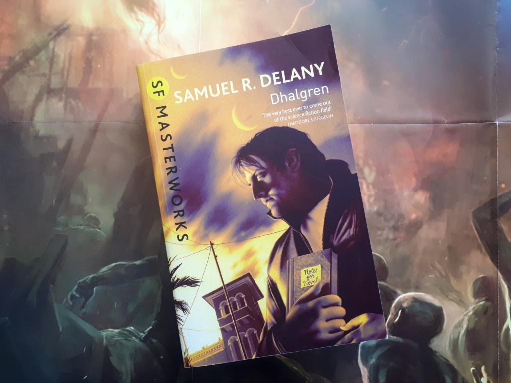 """Dhalgren"" Samuel R. Delany - review"