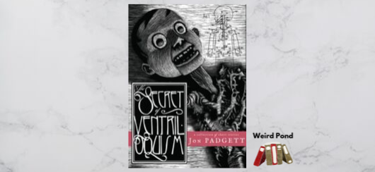 """The Secret of Ventriloquism"" Jon Padgett - review"
