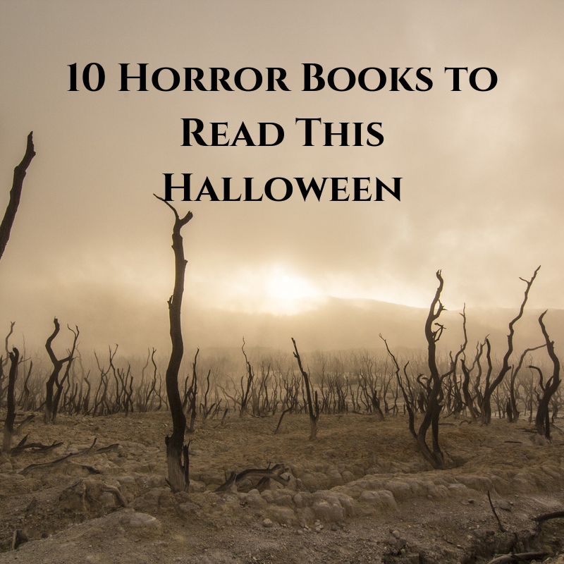 """10 Horror Books to Read This Halloween"" by WeirdPond"