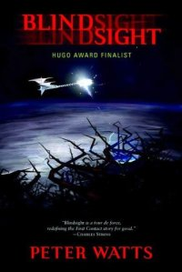 """Blindsight"" Peter Watts - interesting sci-fi books"